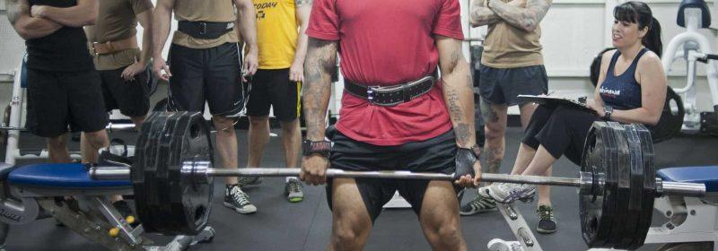 Gewichthebergürtel