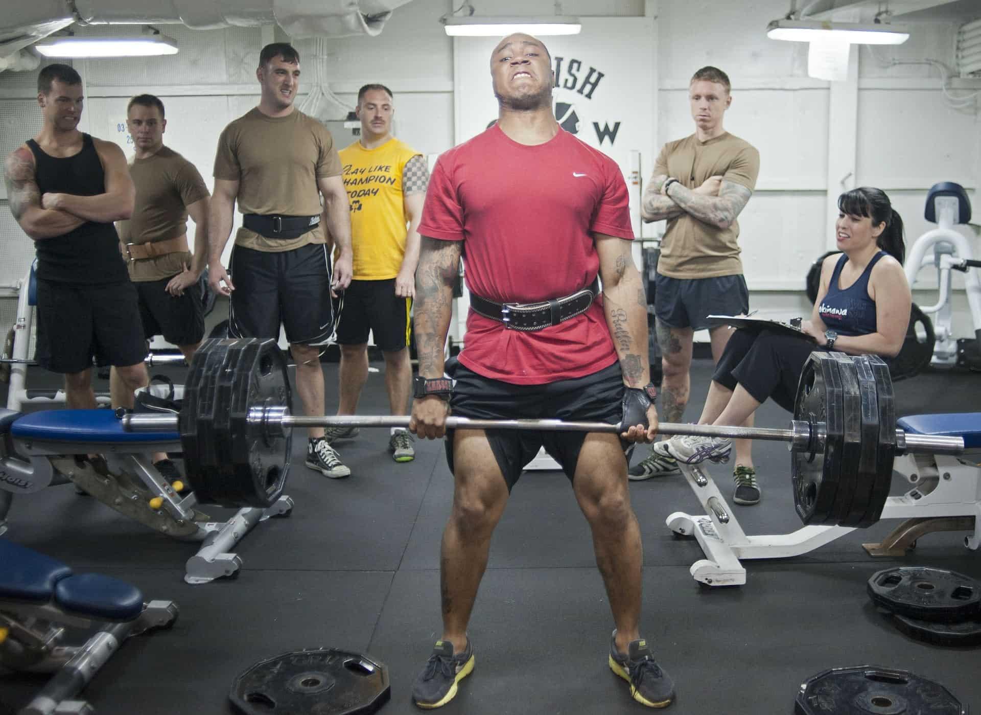 Gewichthebergürtel: Test & Empfehlungen (07/20)