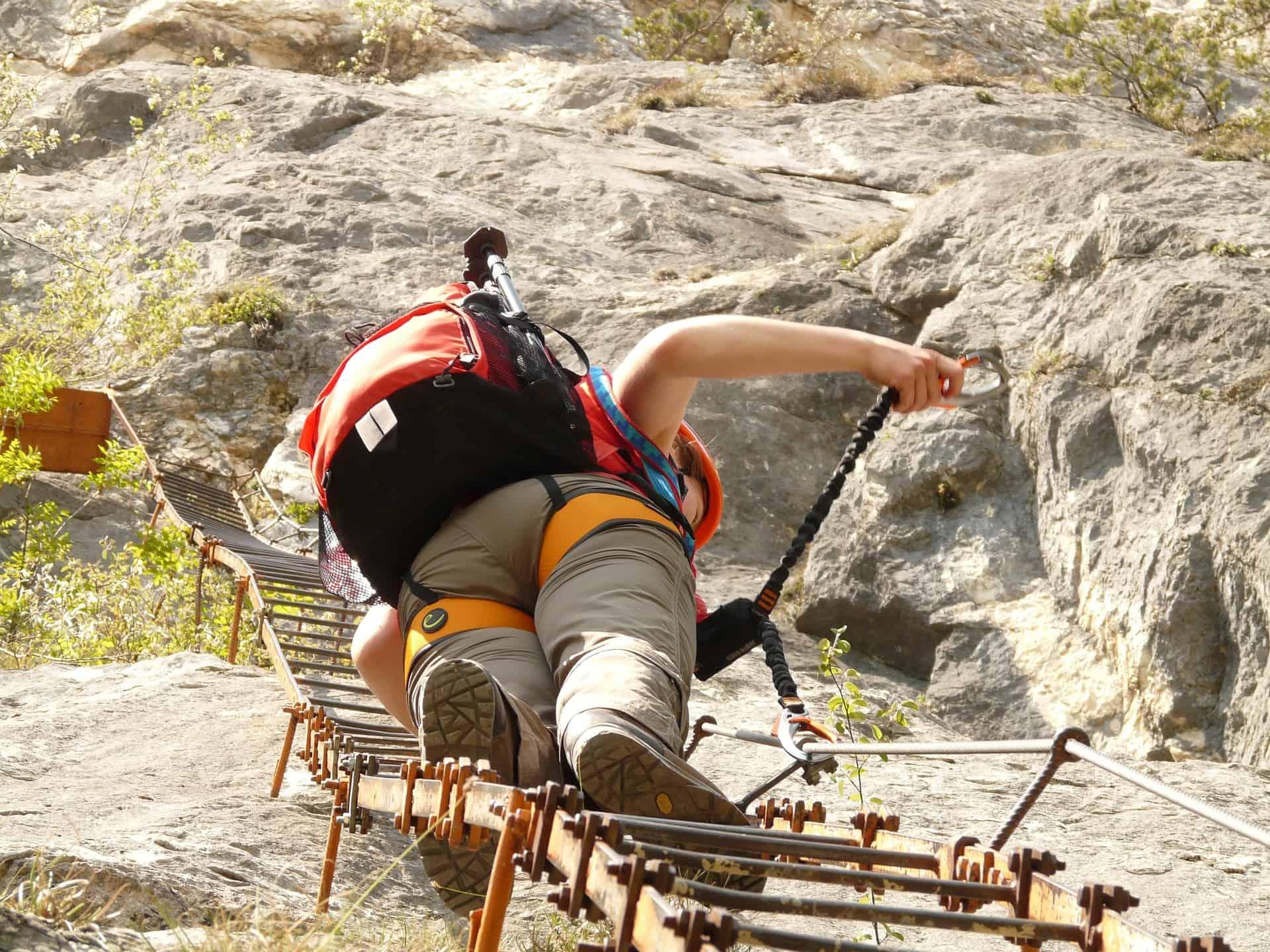 11bdd9cbfa1355 Klettersteigset Test 2019