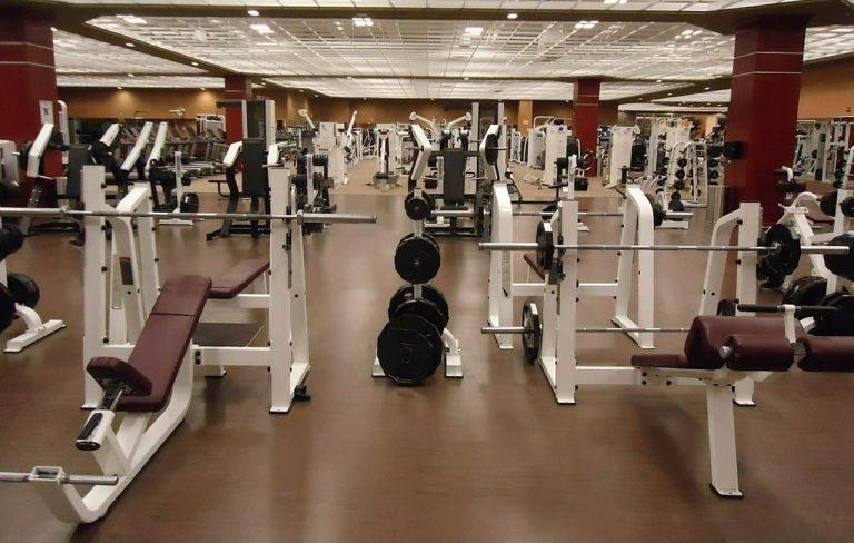 hantelbank-fitness