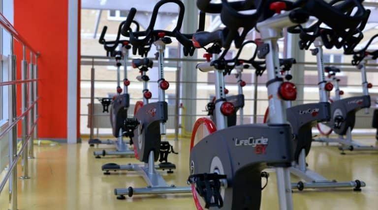 hometrainer-fitnessstudio