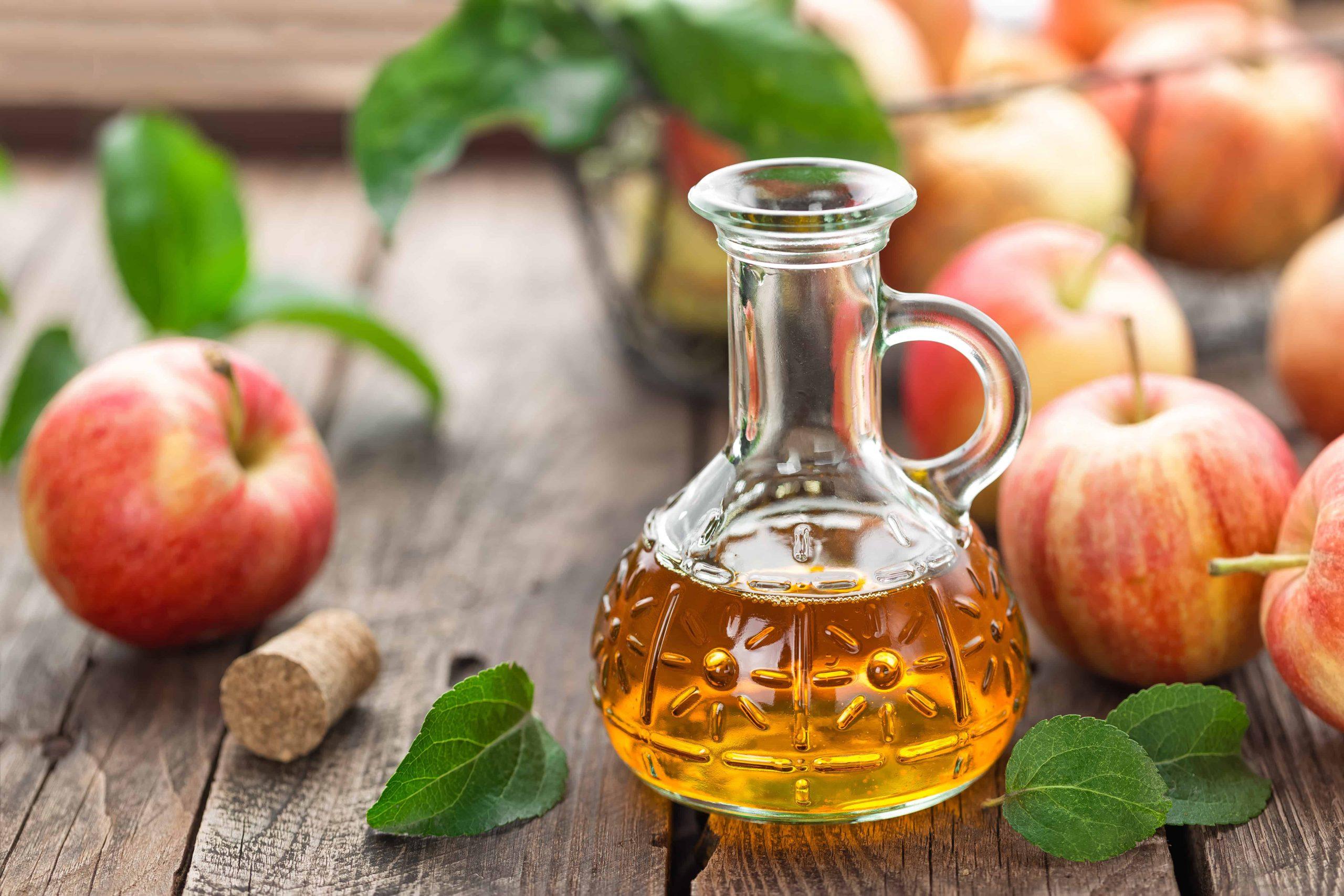Wie viel Apfelessig zu trinken, um Gewicht zu verlieren