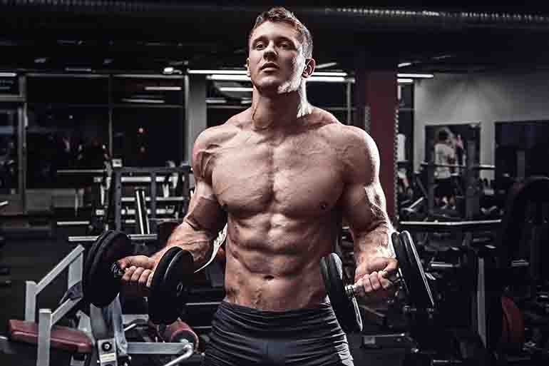 Diät, um zu punkten und Muskelmasse zu gewinnen