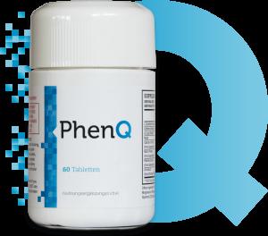 PhenQ Abnehmtabletten (mögliche Packungsgrößen: 1 Monat; 3 Monate; 5 Monate)