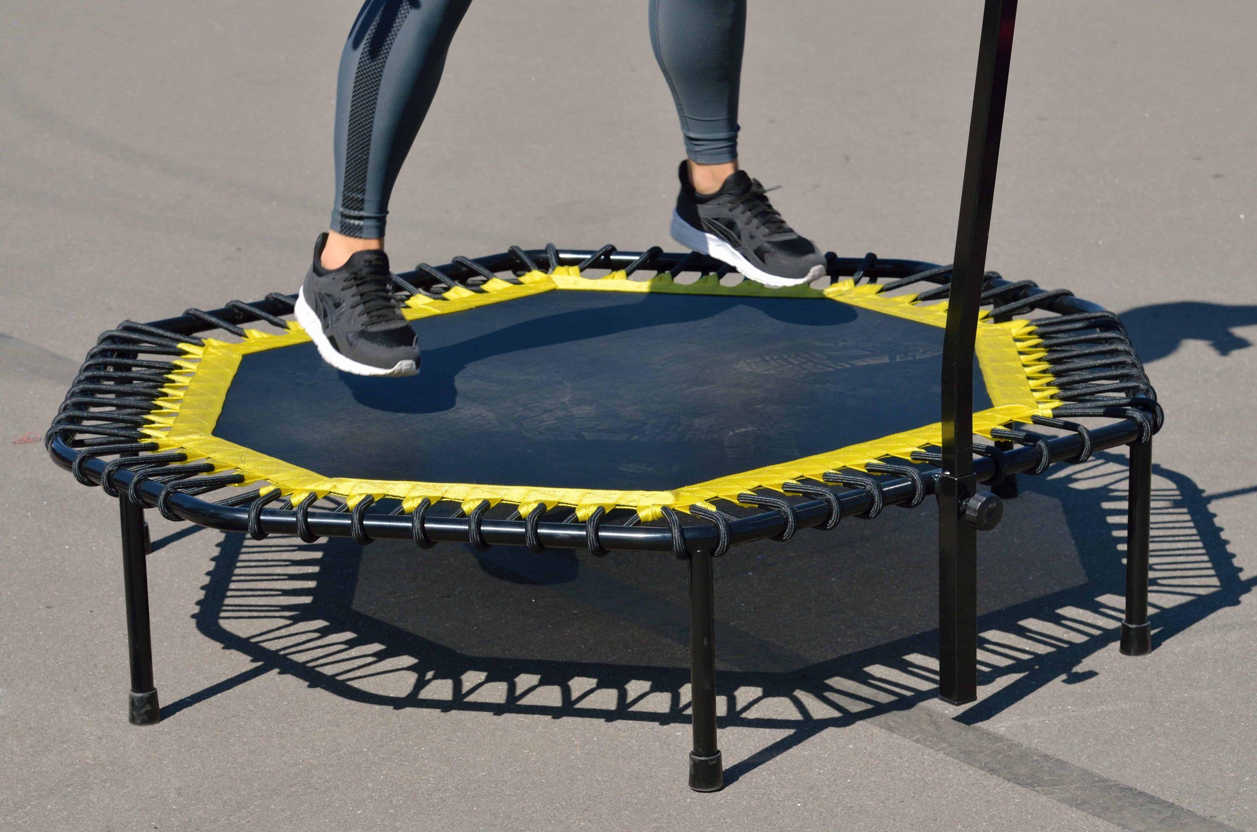 Fitness Trampolin: Test & Empfehlungen (01/21)