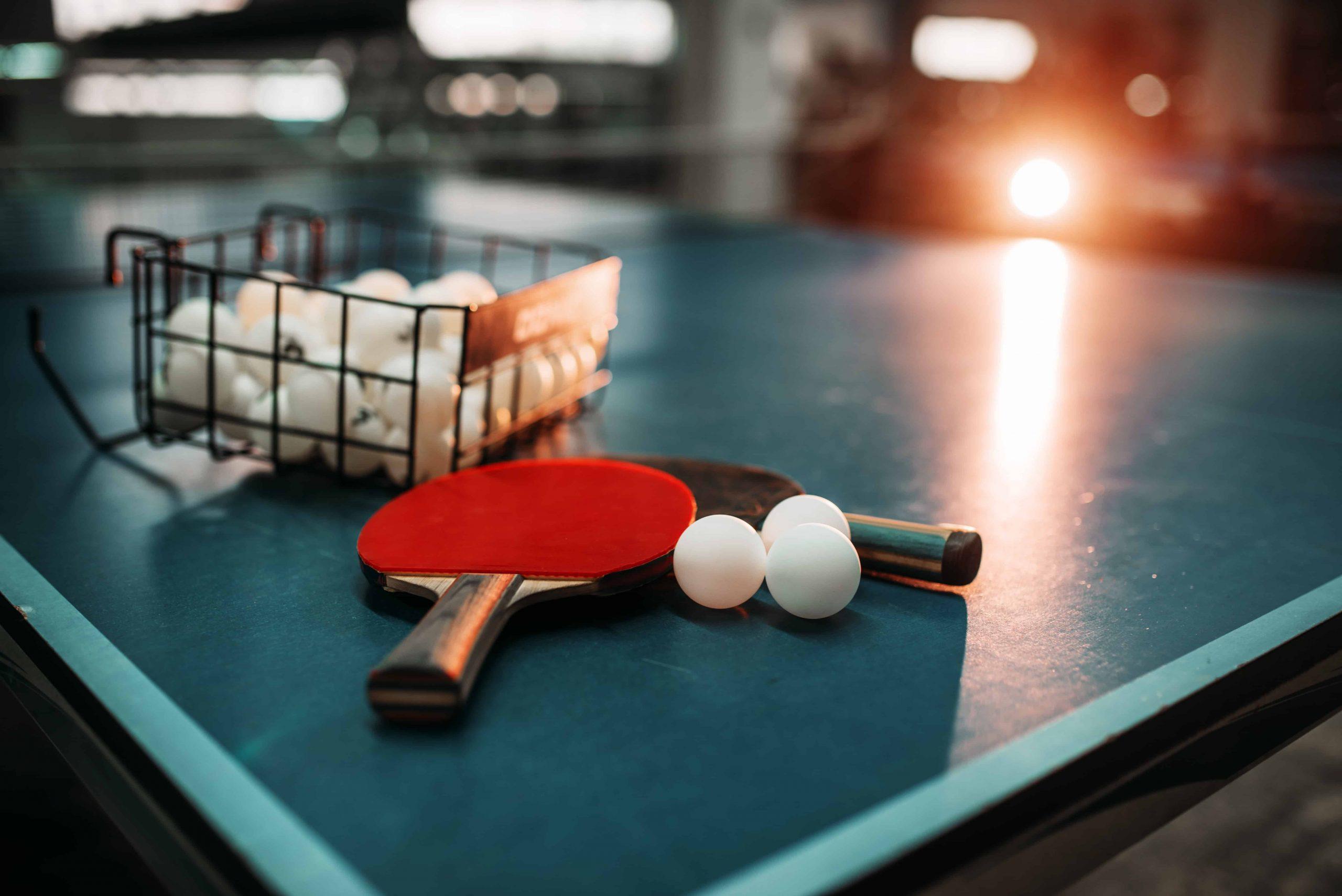 Tischtennis Ballmaschine: Test & Empfehlungen (08/21)