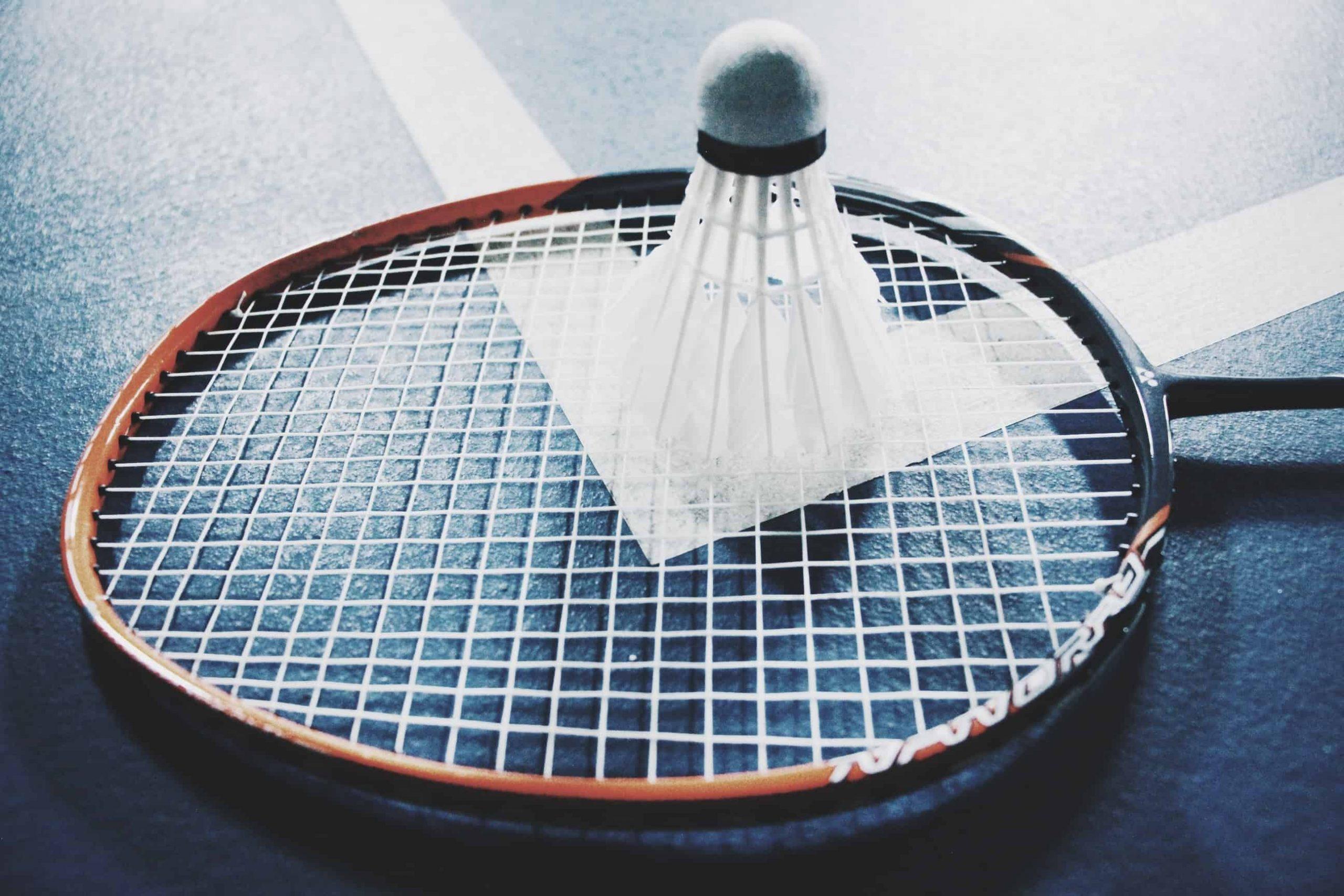 Badmintonschläger: Test & Empfehlungen (04/20)