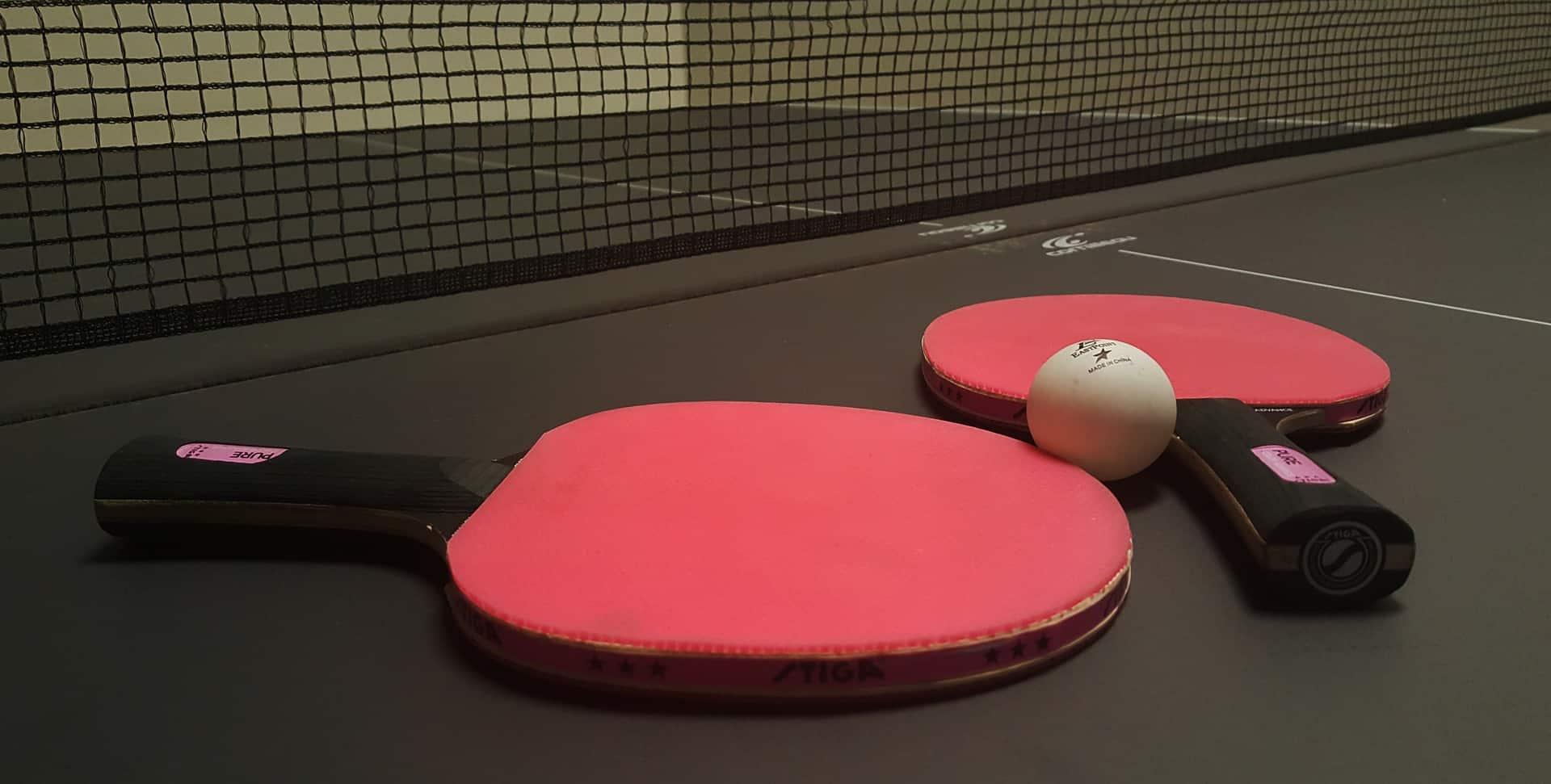 Tischtennisschläger: Test & Empfehlungen (03/20)
