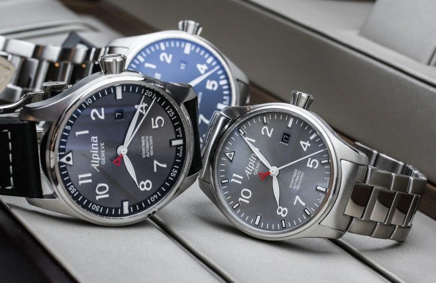Alpina Uhr