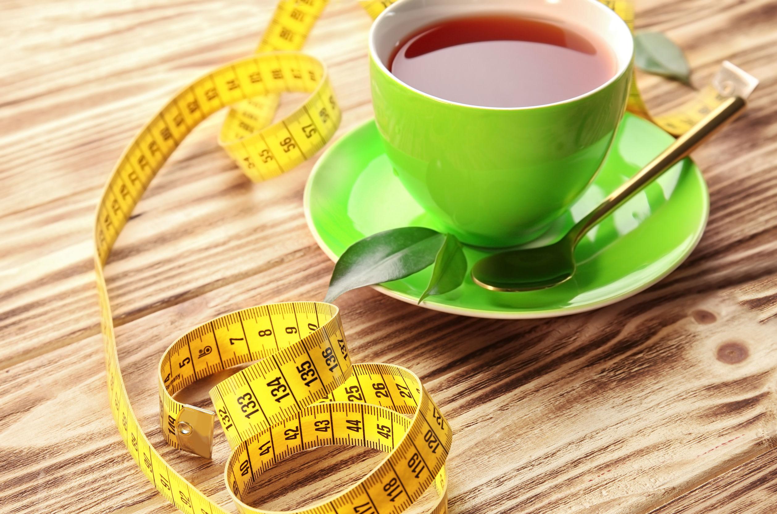 Brennnesseltee zur Gewichtsreduktion