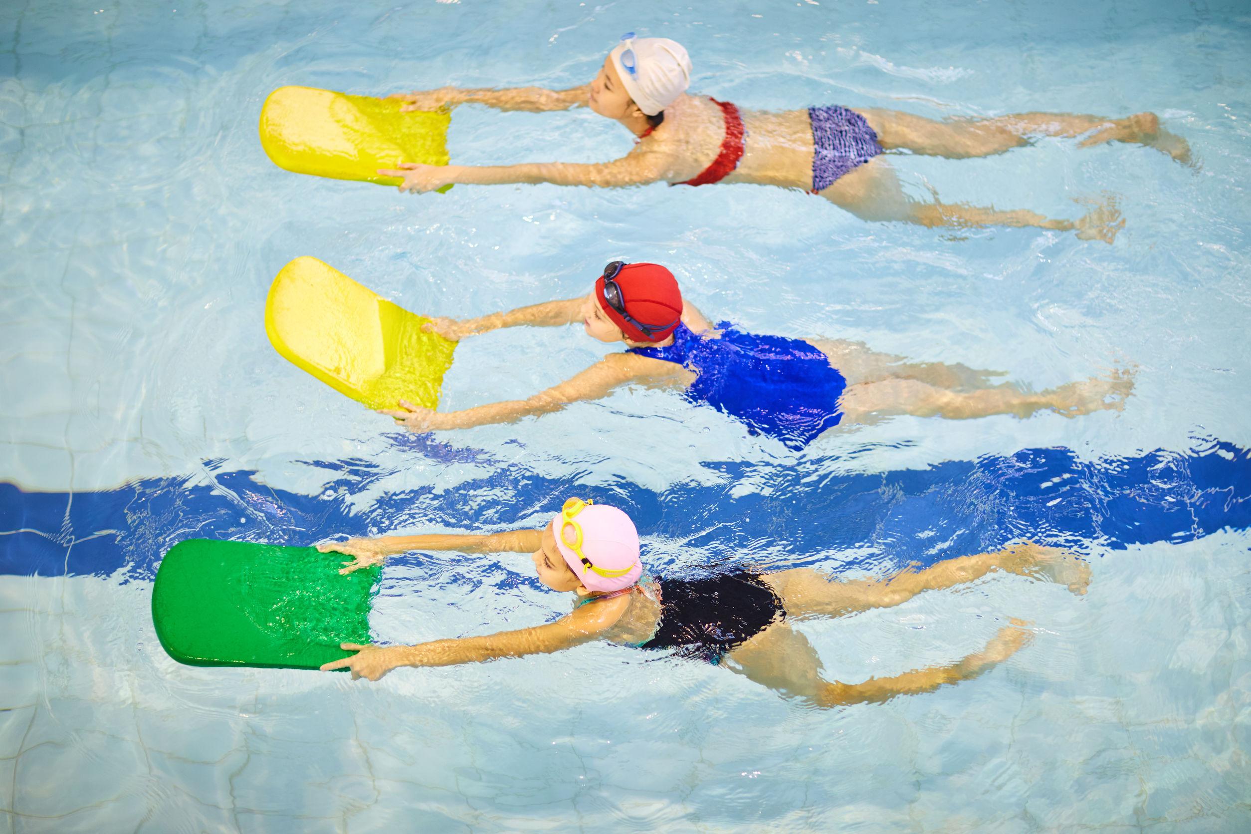 Schwimmbrett Kinder