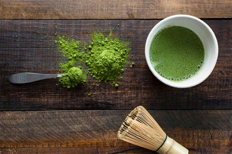 Abnehmen mit grünem Tee-1