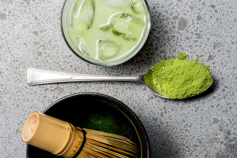 Abnehmen mit grünem Tee-5