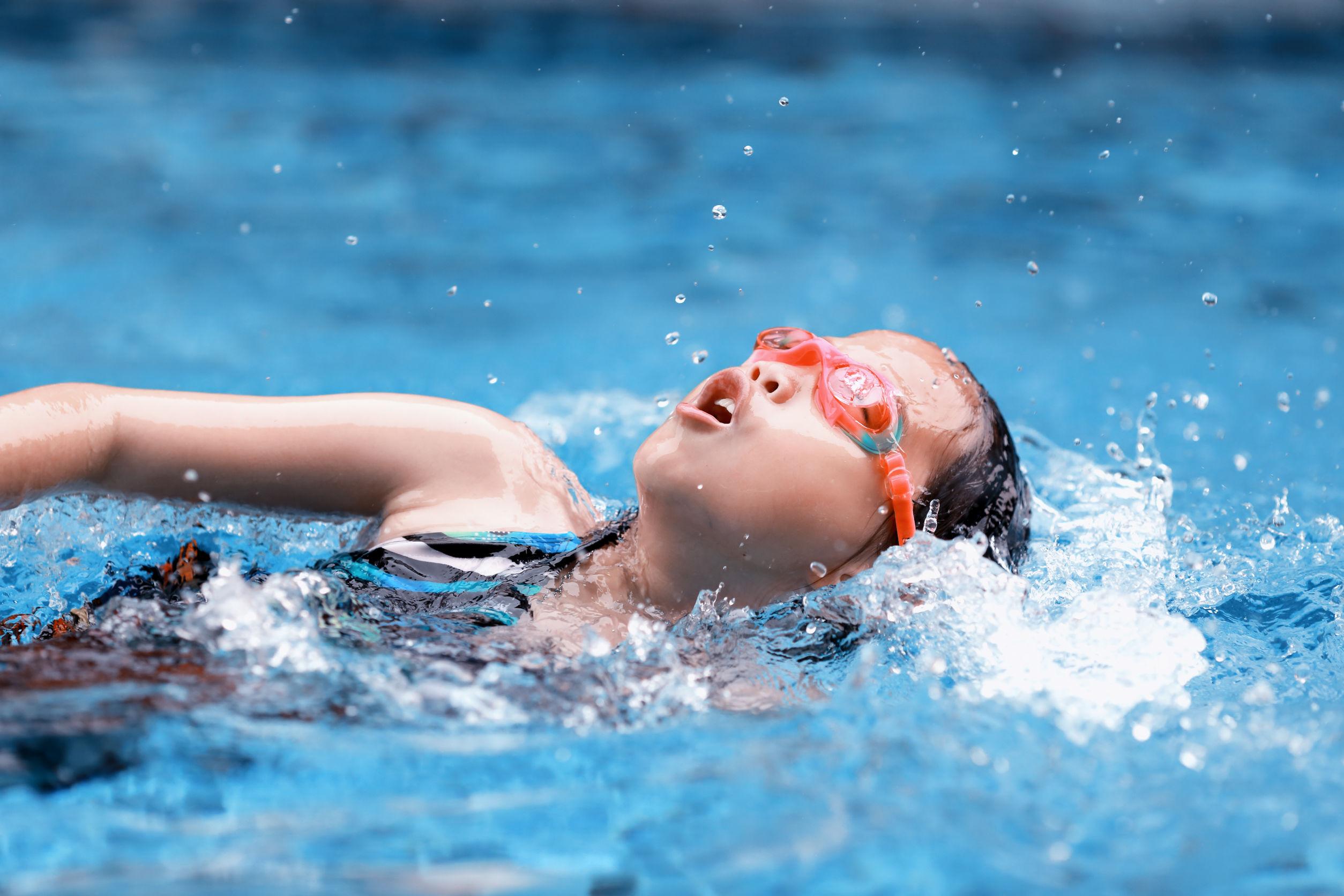 Schwimmbrille Kinder-1
