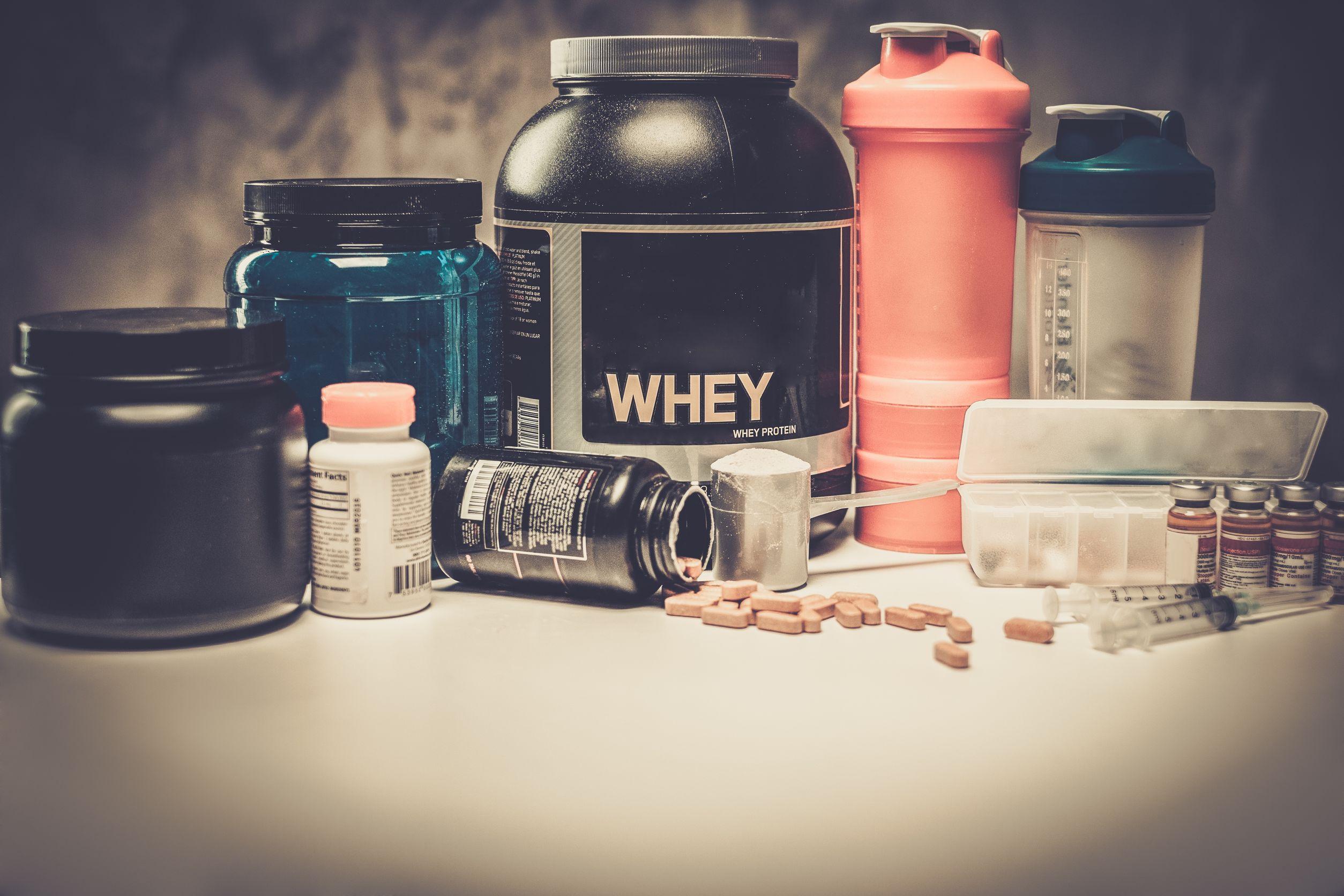 muskelaufbau-supplements