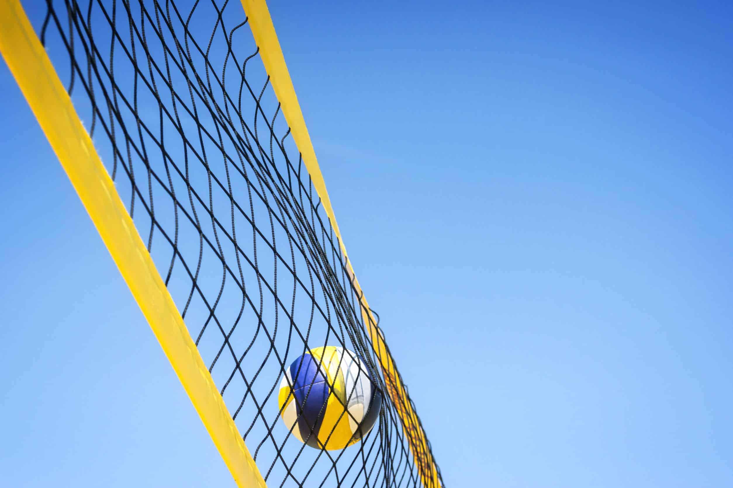Volleyball Netz: Test & Empfehlungen (04/21)