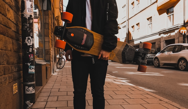 elektro-skateboard-test