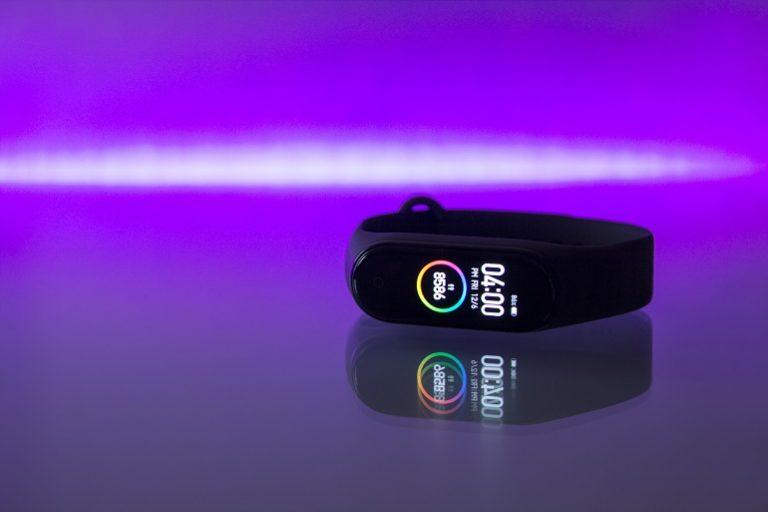 Fitness Tracker mit GPS-1