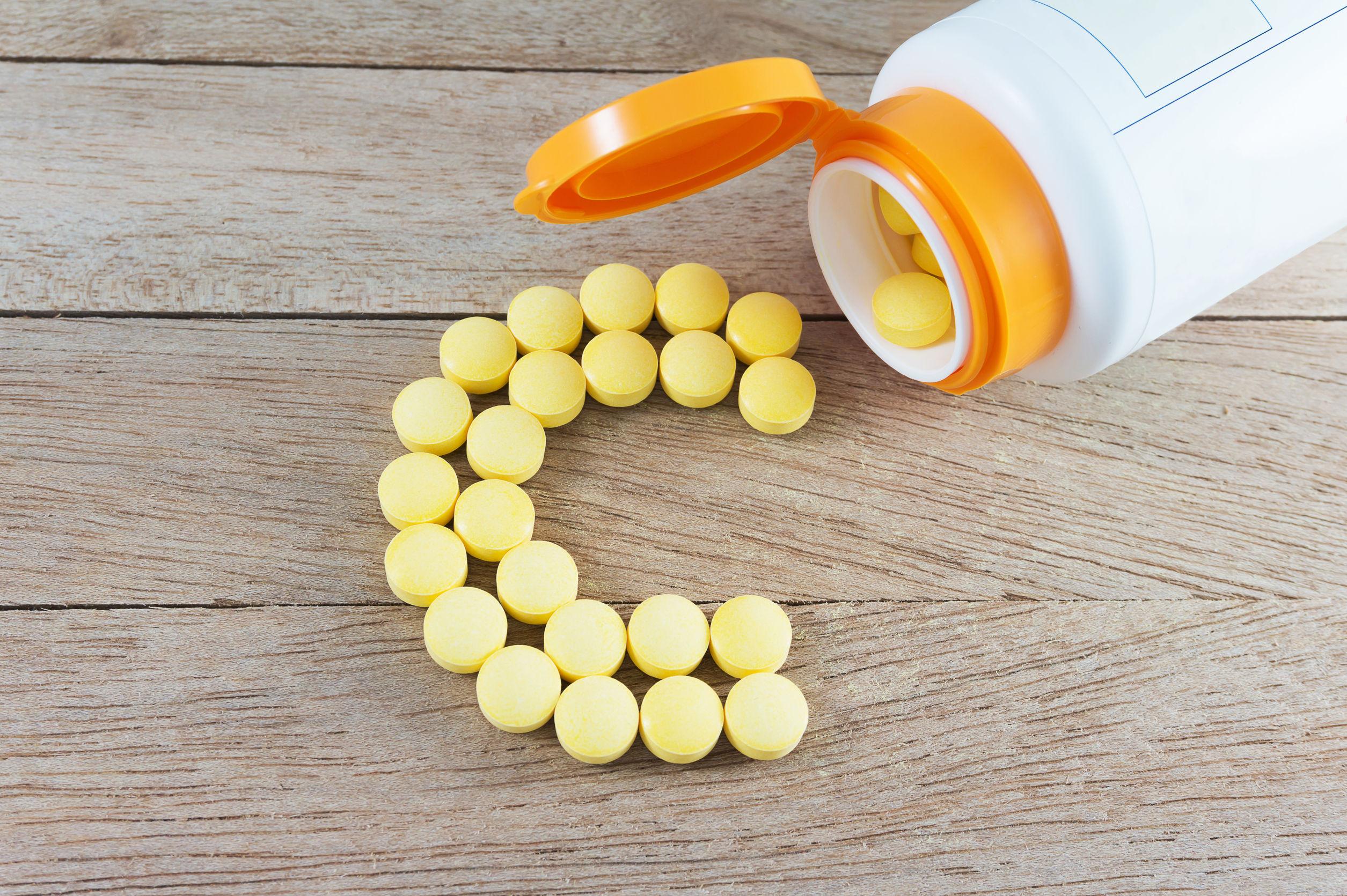 Vitamin C Tabletten