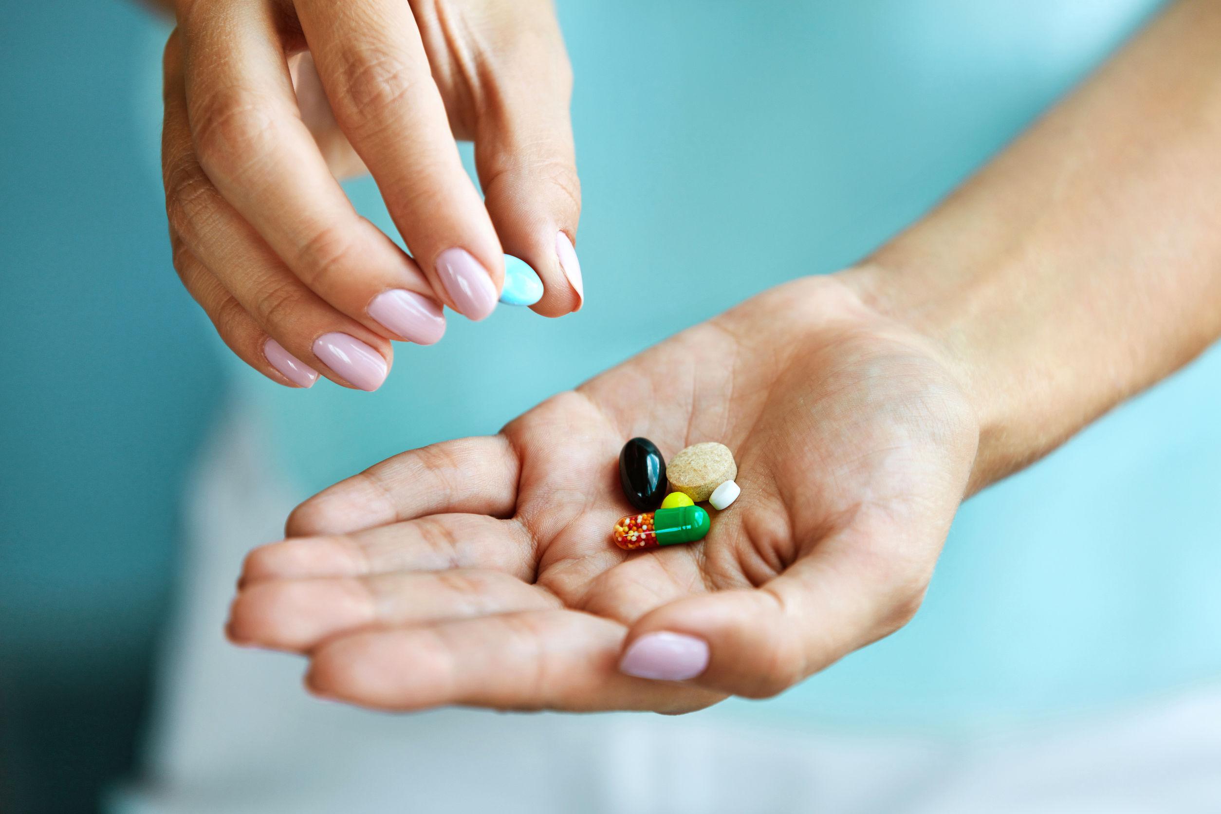 Vitamin C hochdosiert