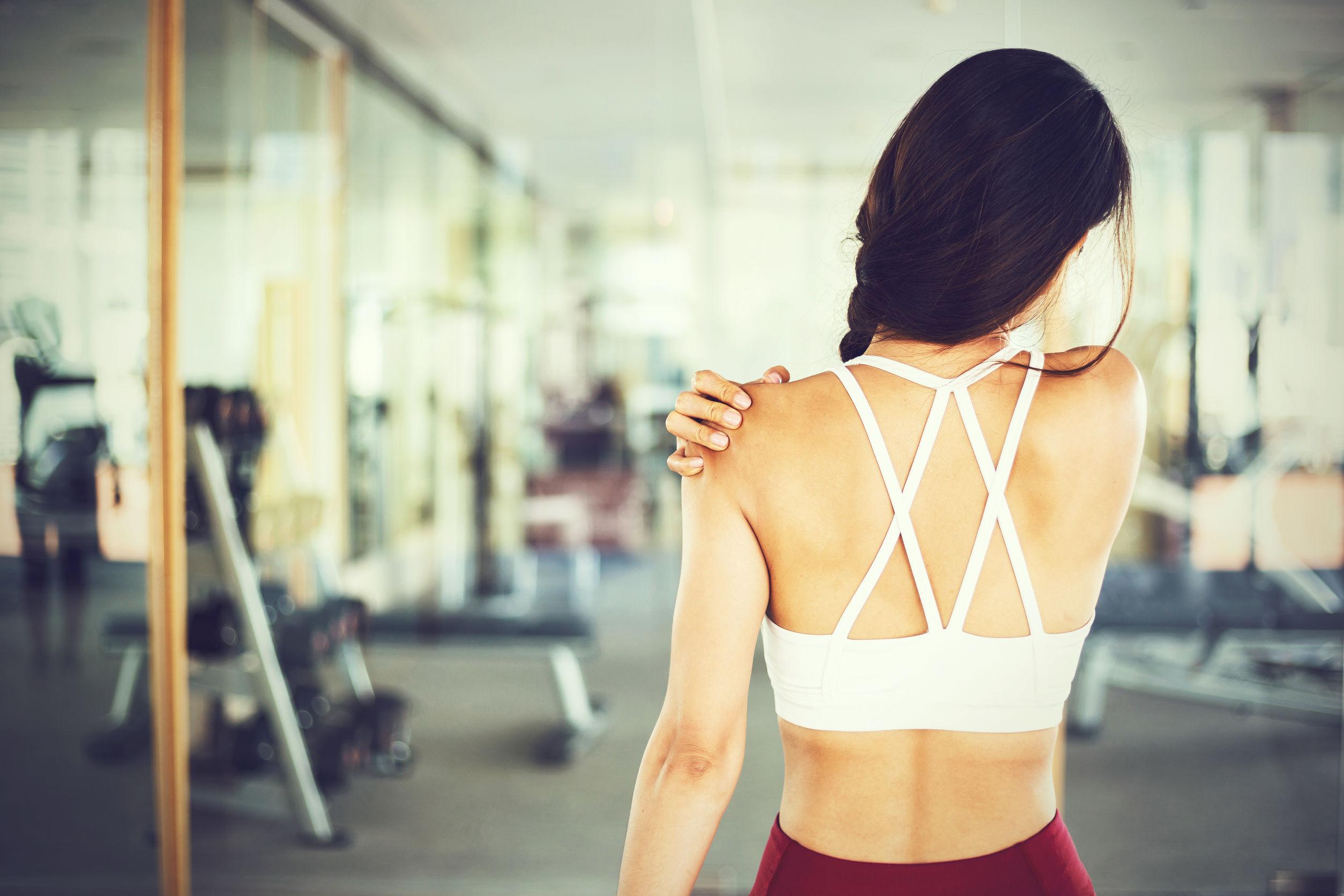 Mit Muskelkater trainieren