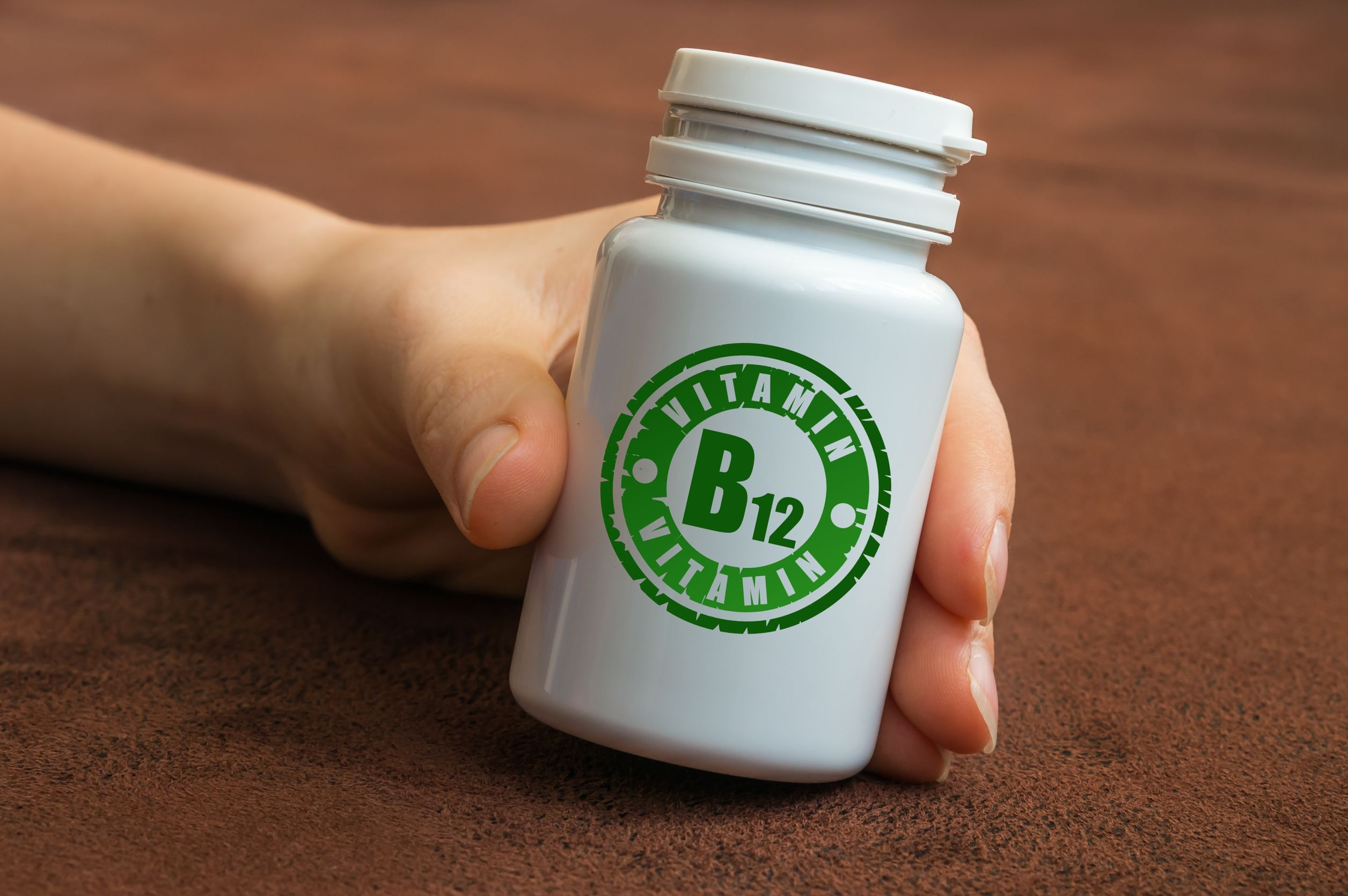 Vitamin B12 hochdosiert