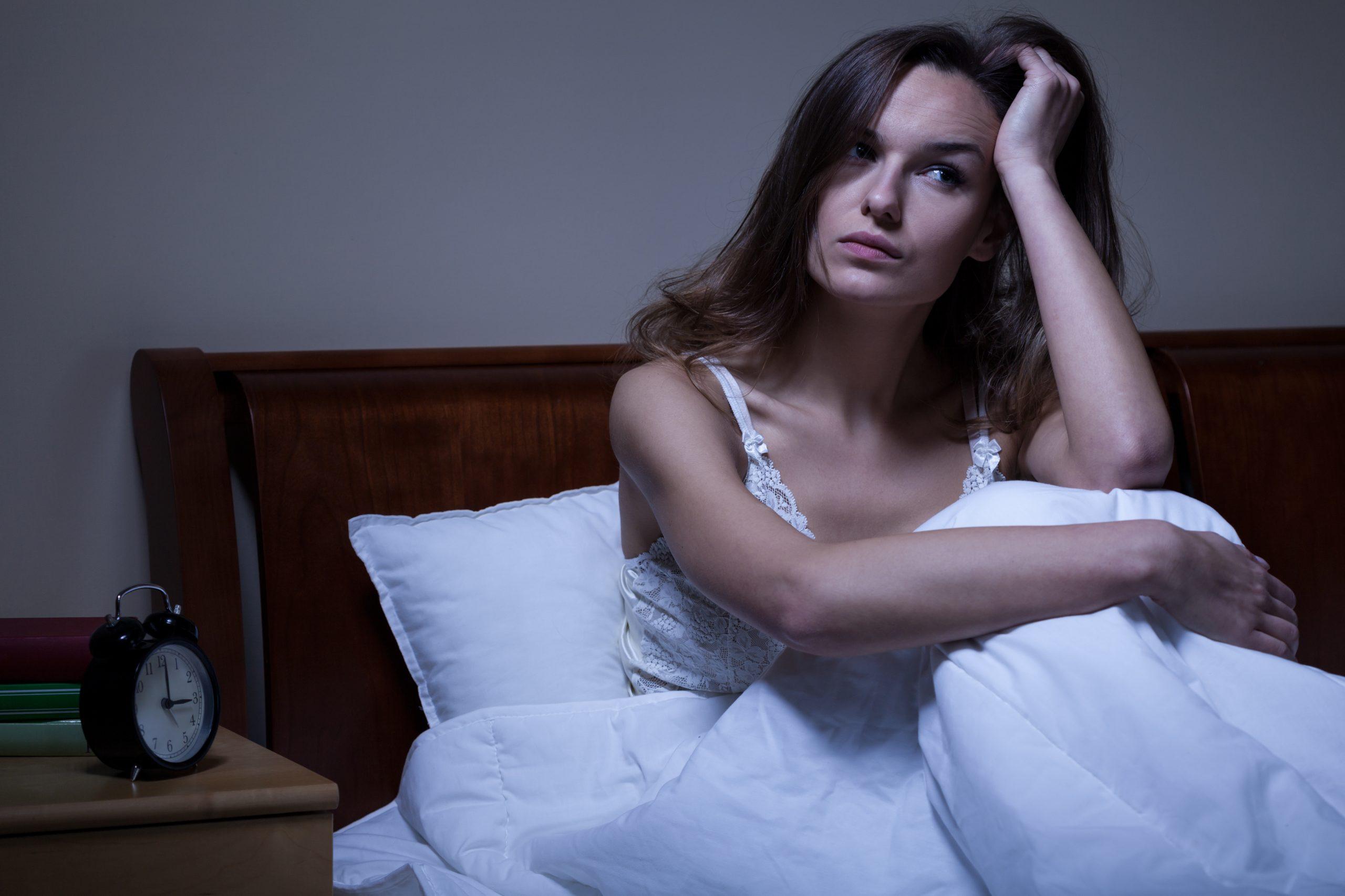 Einschlafstörung