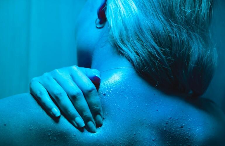 Nackenmuskulatur