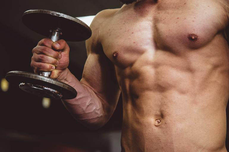 Trainingsplan Muskelaufbau