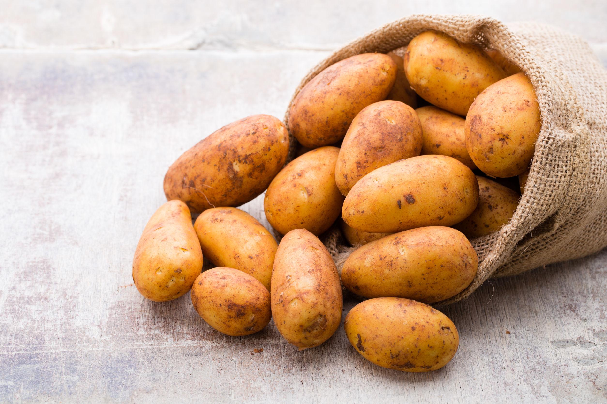 Kartoffeln gesund
