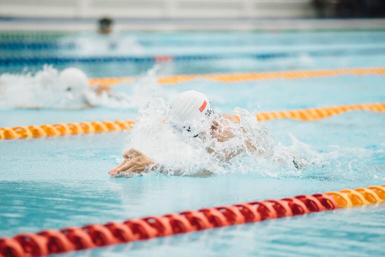 brustschwimmen-technik