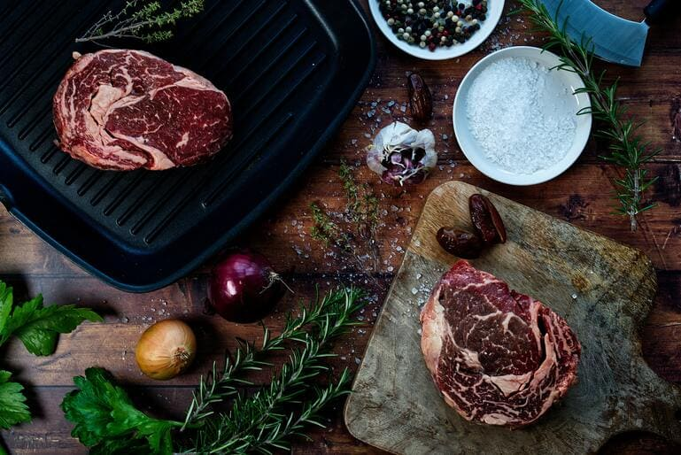 Fleisch schnell auftauen