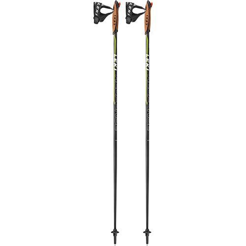LEKI Nordic-walking Stöcke Response, schwarz, 110 cm, 637-2520