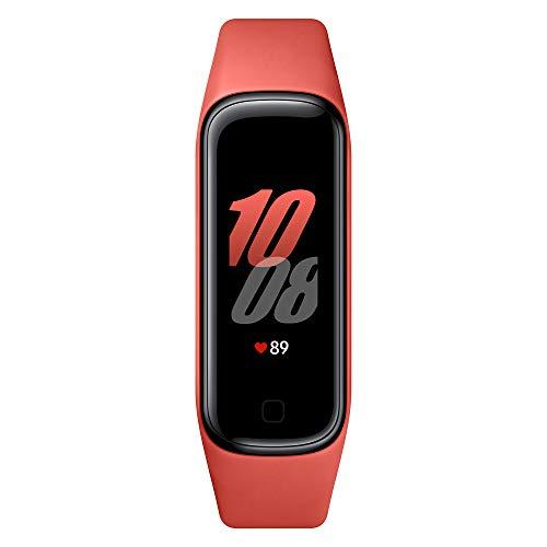 Samsung Galaxy Fit 2 - Activity Tracker Scarlet, scharlachrot, einheitsgröße, SM-R220NZRAEUA