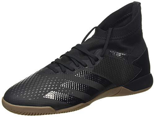 adidas Herren Ee9573_43 1/3 indoor football trainers, Schwarz, 43 1/3 EU