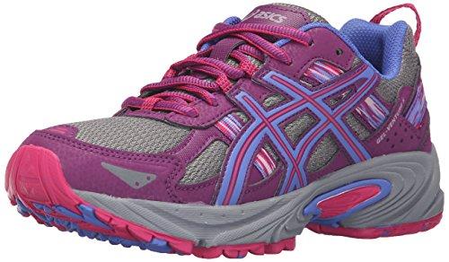 ASICS Damen Gel-Venture 5 Trail Runner, Phlox Sport Pink Aluminum, 41.5 EU